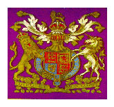 Christ's British Coat of Arms