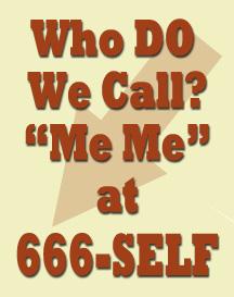 Call Yourself 666-SELF