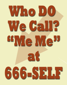 Call Yourself 666-SELF