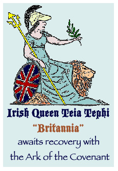 Irish Queen Tephi Britannia