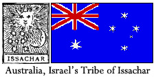 Issachar, Isreal-Australia