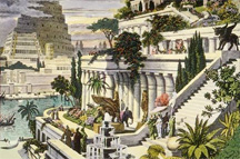 Ancient Babylon (Wikimedia Commons)