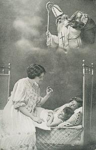 God or Nick watches? (Wikimedia Commons, nasjonalbiblioteket from norway