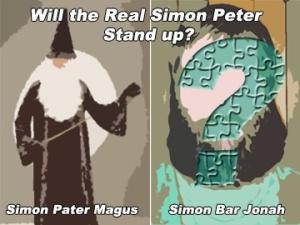 The Real Simon Peter?