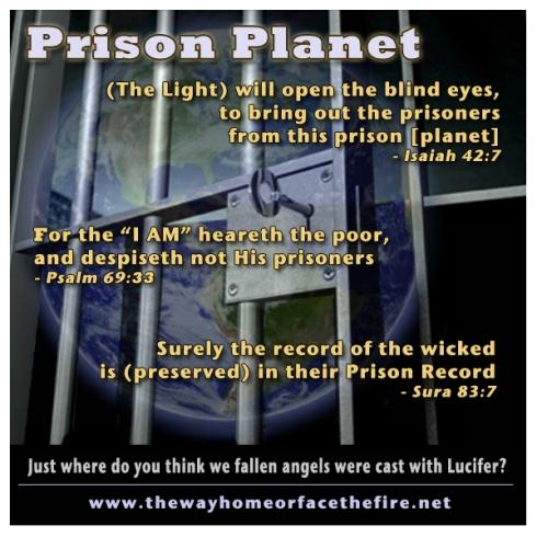 Prison Planet Earth