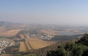 Valley of Jezreel (Wikimedia Commons)