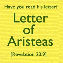 Letter of Aristeas