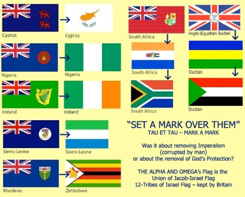 Set A Mark - Flags