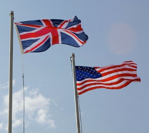 Sun, Moon and Stars – Israelite Heritage, British:American Flags