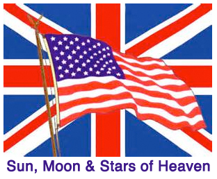 Sun Moon Stars of Heaven