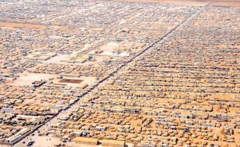 Refugee Camp for Syrians – Satan is reveling in the numbers.