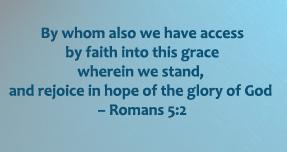 Romans 5-2