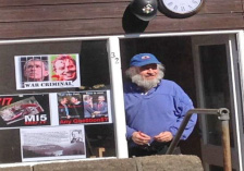 Tony Farrell Day of Eviction