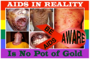 AIDS AWARE