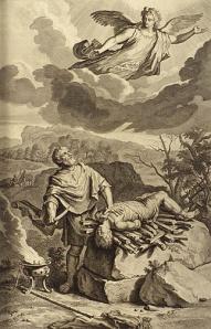 Abraham Sacrifice with Isaac