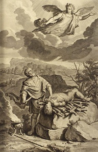 Abraham Sacrifice with Isaac
