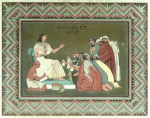 Joseph as Governor of Egypt