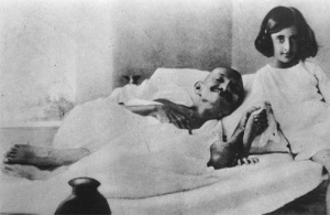 Gandhi recognized the importance of fasting and gained spiritual insight.