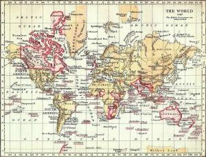 The British Empire 1897