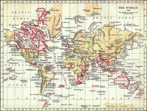 The British Empire 1897