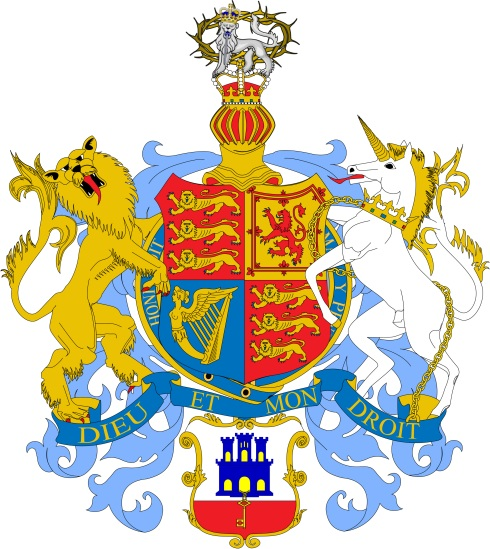 Christ's New Coat-of-Arms