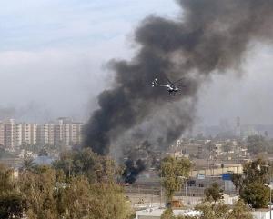 Blackwater in Bagdad, 2004
