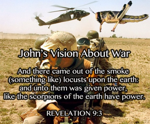 "John was pretty accurate in describing what he saw. Read ""The Invasion of Kuwait in Prophecy"" sourced below."