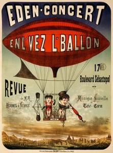 1884 Vintage Poster