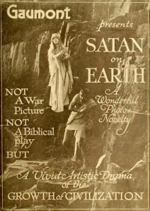 1919 Satan on Earth Movie poster