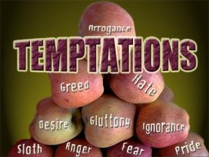 7Plus Degrees of Temptation