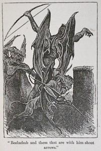Beelzebub, from Pilgrims Progress