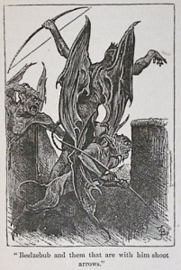 Beelzebub, from Pilgrims Progress