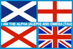 """I AM"" is the Alpha-Aleph and Omega-Tau"