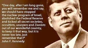 JFK Quote Remembrance
