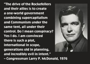 Larry McDonald Quote