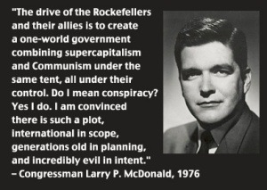 Larry McDonald Quote