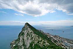 Rock of Defense - Rock of Gibraltar