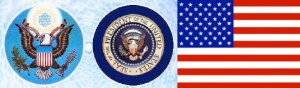 USA Emblems-Flag
