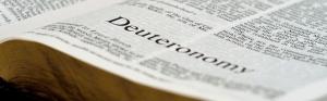 Deuteronomy-Study of God's Law