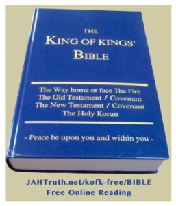 King of kings' Bible Reading