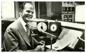 Paul Harvey, radio broadcaster