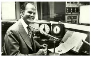 Paul Harvey, radio broadcaster