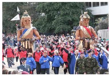 City of London Mayors Parade