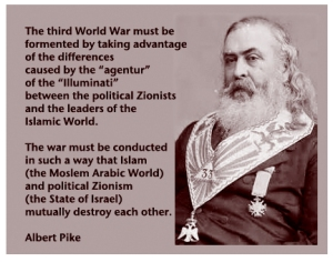 Freemason Albert Pike Quote