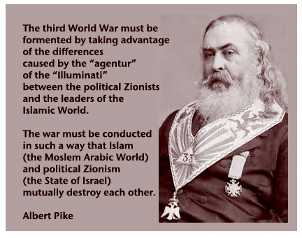 Freemason Albert Pike Quote