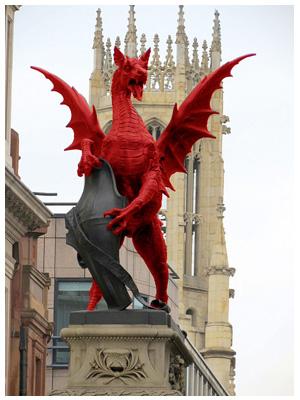 London Red Dragon