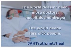 Less Sick People