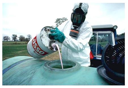 Monsanto Lasso herbcide