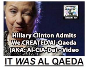 Hillary on Al Qaeda