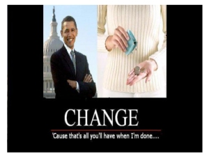 Obama, nothing changes